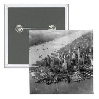 Lower Manhattan Photograph Pins