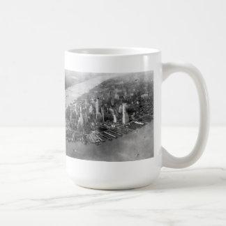 Lower Manhattan Photograph Mug