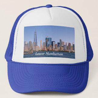 Lower Manhattan Trucker Hat
