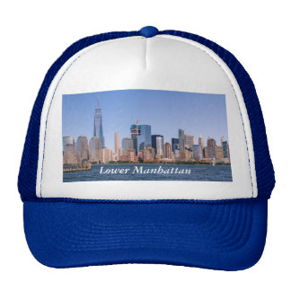 Lower Manhattan Trucker Hat