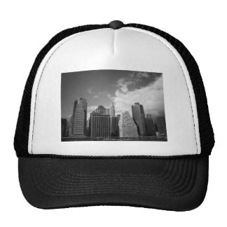 Lower New York City Skyline Trucker Hat