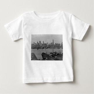 Lower New York Skyline East River New York City Shirt