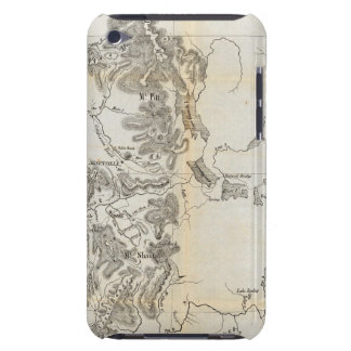 Lower Oregon and Upper California iPod Touch Case-Mate Case
