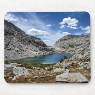 Lower Palisade Lake 2 - John Muir Trail Mousepads