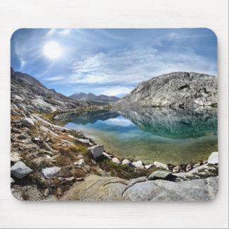 Lower Palisade Lake 3 - John Muir Trail Mouse Pads