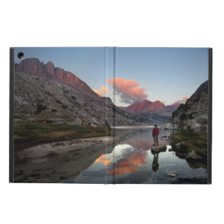 Lower Palisade Lake Sunset 2 - John Muir Trail iPad Air Case