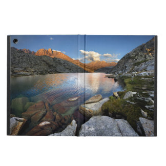 Lower Palisade Lake Sunset - John Muir Trail Cover For iPad Air
