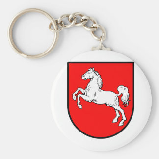 Lower Saxony coat of arms Keychain