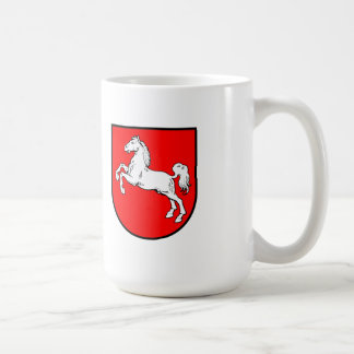 Lower Saxony coat of arms Classic White Coffee Mug