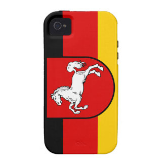Lower Saxony Germany Case-Mate iPhone 4 Case