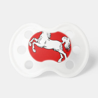 Lower Saxony (Germany) Coat of Arms Pacifiers