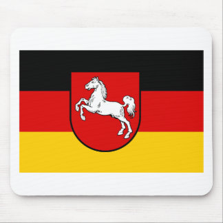Lower Saxony (Germany) Mouse Pad