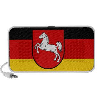 Lower Saxony (Germany) Laptop Speaker