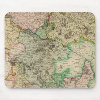 Lower Saxony Mouse Pad