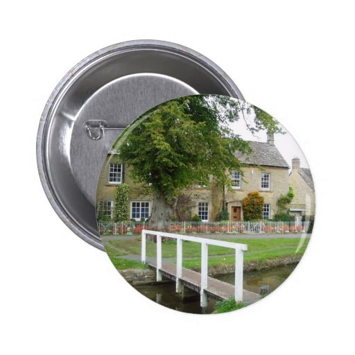Lower Slaughter Gloucestershire Pin