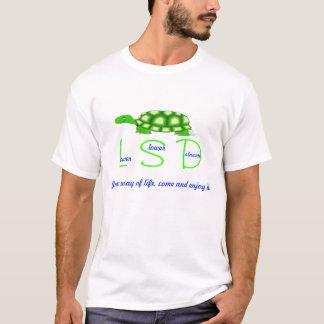 Lower Slower Delaware T-Shirt