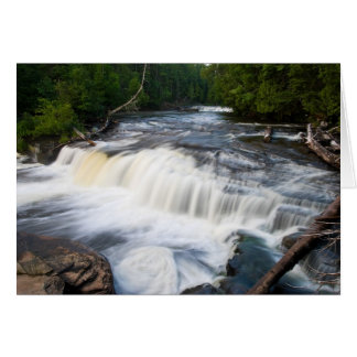 Lower Tahquamenon Falls Card