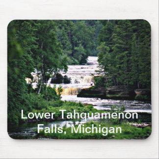 Lower Tahquamenon Falls, Michigan Mouse Pad