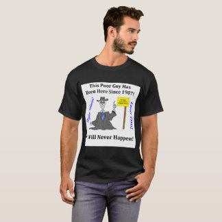 Lower taxes higher salaries T-Shirt