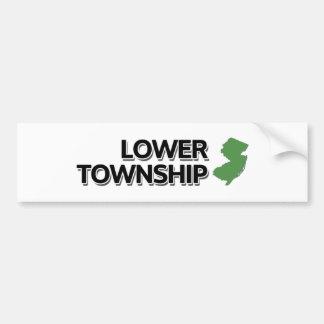 Lower Township, New Jersey Bumper Sticker