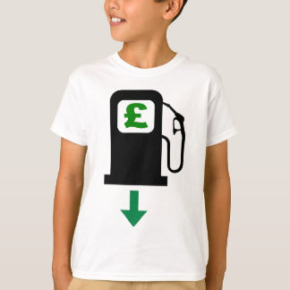 Lower UK Petrol Prices T-Shirt