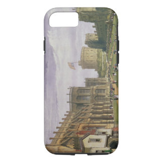 Lower Ward with a view of St George's Chapel and t iPhone 8/7 Case