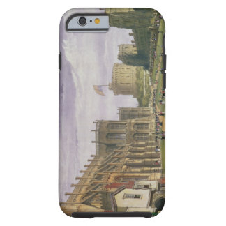 Lower Ward with a view of St George's Chapel and t Tough iPhone 6 Case