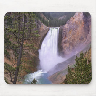 Lower Yellowstone Falls, Grand Canyon of Mouse Pad