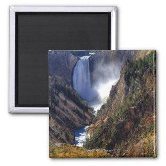 Lower Yellowstone Falls, Yellowstone National Magnet