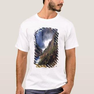 Lower Yellowstone Falls, Yellowstone National T-Shirt