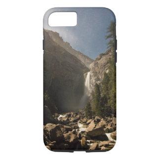 Lower Yosemite Falls at Night iPhone 8/7 Case