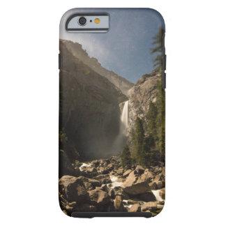 Lower Yosemite Falls at Night Tough iPhone 6 Case