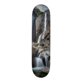 Lower Yosemite Falls Skateboard Deck