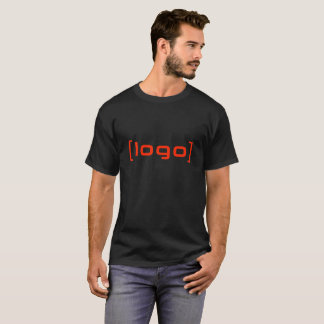 lowercase in red short neuro T-Shirt