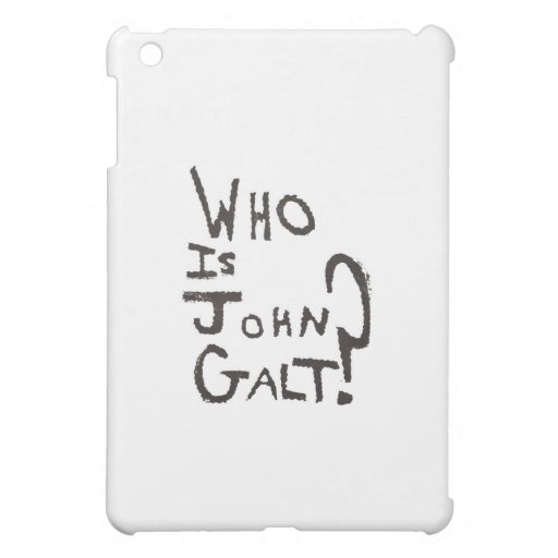 Lowest Cost Ayn Rand, Atlas Shrugged and John Galt Case For The iPad Mini