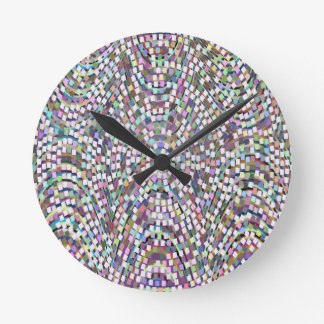 LOWEST PRICE Confetti Sparkle Template + IMG Text Clock