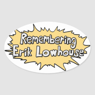 Lowhouse Title Sticker
