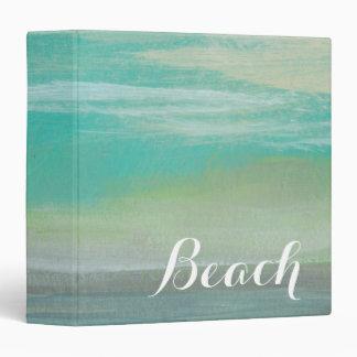 Lowland Beach I Binder