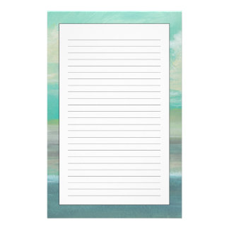 Lowland Beach I Stationery