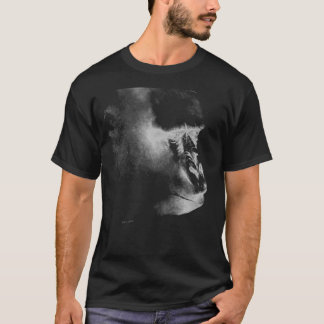 Lowland Gorilla Black T shirt