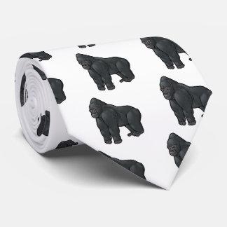 Lowland Gorilla Tie