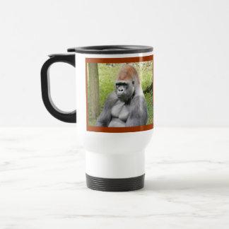 Lowland Gorilla Travel Mug