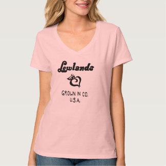 Lowlands Peach T T-Shirt