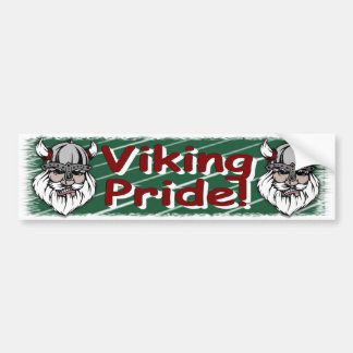 Lowndes Viking Pride Bumper Sticker