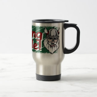 Lowndes Viking Pride Travel Travel Mug