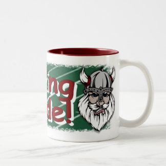 Lowndes Viking Two-Tone Coffee Mug