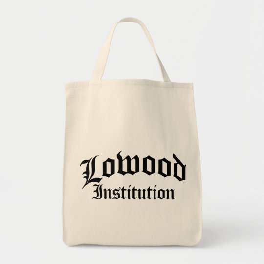 Lowood Institution Tote Bag