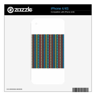 LOWPRICE Quality GIFTS Jewels Patterns Sparkle fun iPhone 4 Skin
