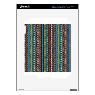 LOWPRICE Quality GIFTS Jewels Patterns Sparkle fun Skins For iPad 3