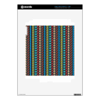 LOWPRICE Quality GIFTS Jewels Patterns Sparkle fun Skins For iPad 2